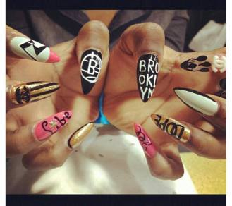 Barry's Beauty Bar Nail Designs