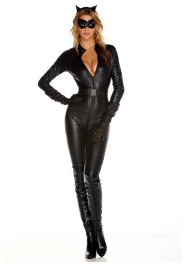 Catwomen Halloween costume
