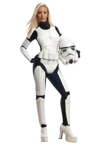 Star Wars Female Stormtrooper halloween costume