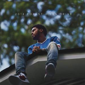 J Cole 2014 Forest Hills Drive Album Cover Art