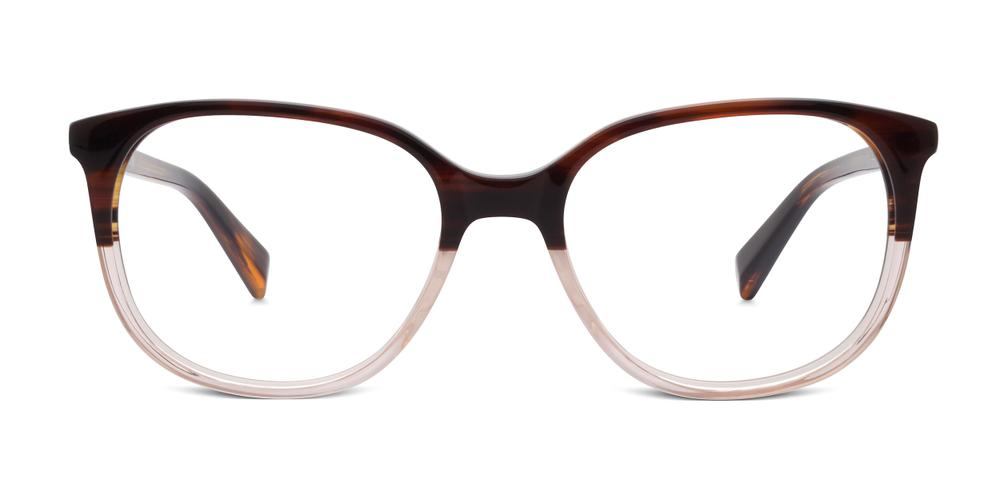 Warby Parker - Laurel in Tea Rose Fade Eyeglasses