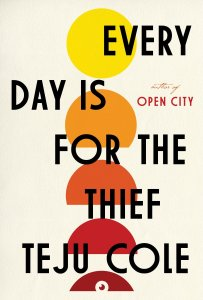 Everyday Is for The Thief By Teju Cole