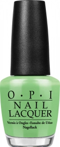 OPI nail polish in You are So Outta Lime