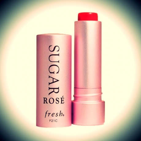 fresh sugar lip treatment in rose