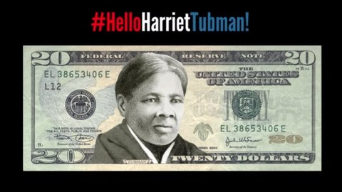 should harrient tubman be the new face of the $20 bill?