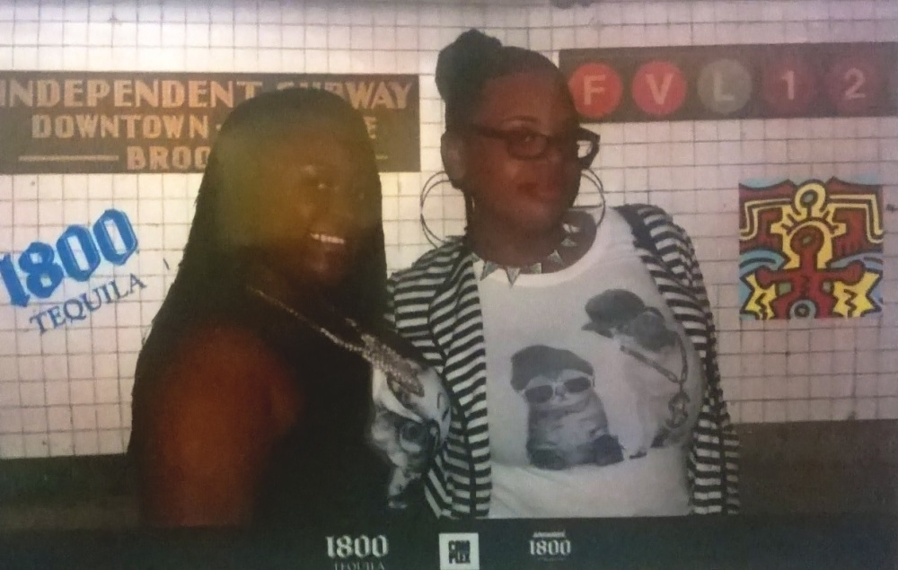 1800 X Complex Mag Event - Me & Twin photobooth
