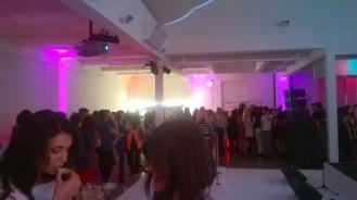 L'Oreal Paris Fashion Show & Concert Event - crowd before show