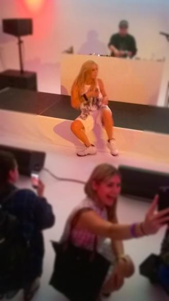 L'Oreal Paris Fashion Show & Concert Event -Elliphant performance