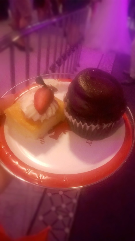 Carlo's Bakery & Lulu Cake Boutique Treats At NYC's Wedding Salon 2015 at the Affina Hotel