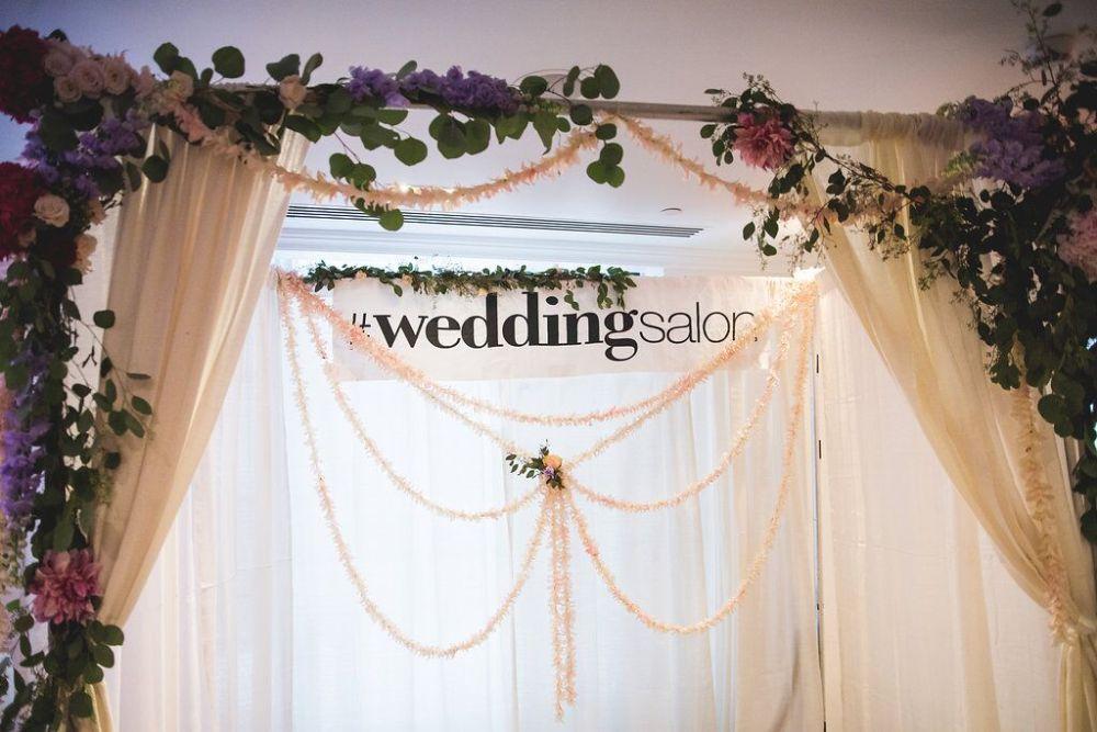 NYC wedding salon at the affina hotel in manhattan, ny